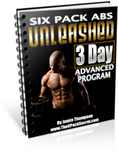 Advanced 3 Day Abs Program